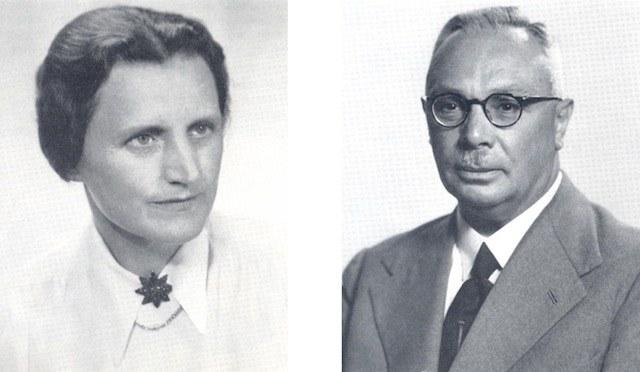 Elisabeth geb. Meyer und Rudolf Emmerling