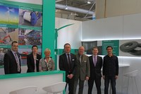 Hannover Messe 2015 Team