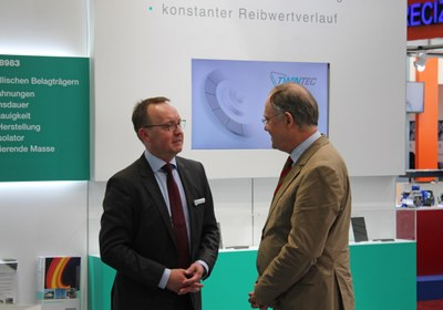 Herr Ministerpräsident Stephan Weil besucht BREMSKERL