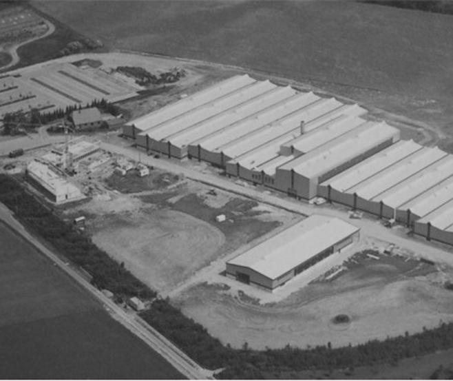 Neubau Leeseringen 1988-1990