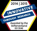 Forschung und Entwicklung eng. Logo