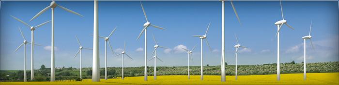 Wind turbine engineering