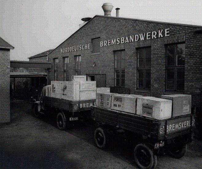 1929北德制动带